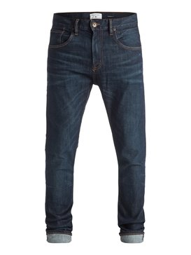 "Low Bridge Icy Blue 34"" - Skinny Fit Jeans  EQYDP03257"