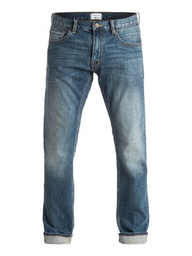 "Revolver Medium Blue 34"" - Straight Fit Jeans  EQYDP03260"