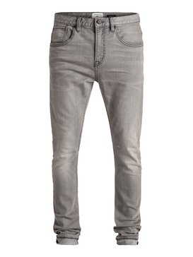 Low Bridge Used Grey - Skinny Jeans  EQYDP03309
