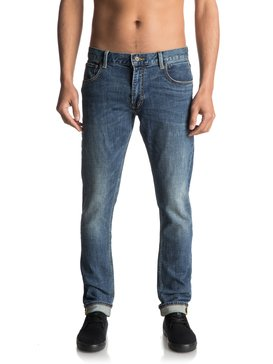 Zeppelin Medium Blue - Skinny Jeans  EQYDP03320