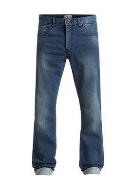 Revolver Iron Blue - Straight Fit Jeans  EQYDP03336