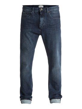 Low Bridge Mineral Blue - Skinny Fit Jeans  EQYDP03339
