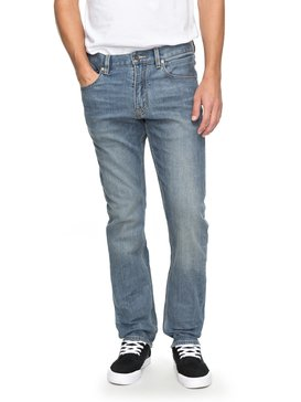 Revolver Coolmax Surf Blue - Straight Fit Jeans  EQYDP03353