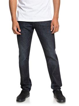 Revolver Blue Black - Straight Fit Jeans  EQYDP03369