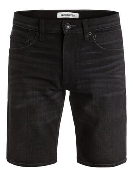 Distortion Black Rinse - Slim-Fit Jeans  EQYDS03022