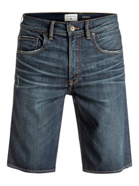 The Avalon Agy Blue - Denim Shorts  EQYDS03070