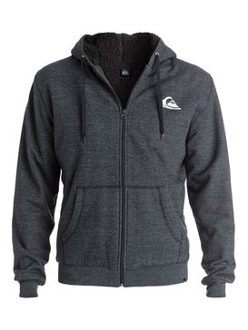 Everyday Heather Sherpa - Sherpa Zip-Up Sherpa Hoodie EQYFT03180