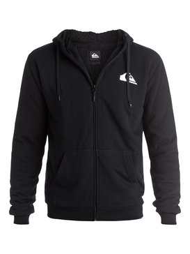 Everyday Sherpa - Zip-Up Sherpa Hoodie  EQYFT03207