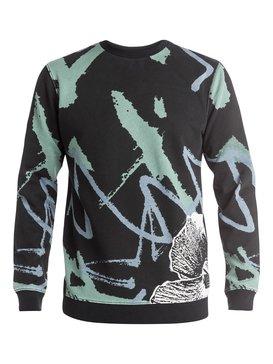 Pop Grime - Pullover Sweatshirt EQYFT03222