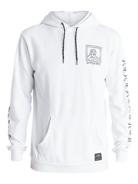 SNAKE LORD HOODY White EQYFT03259