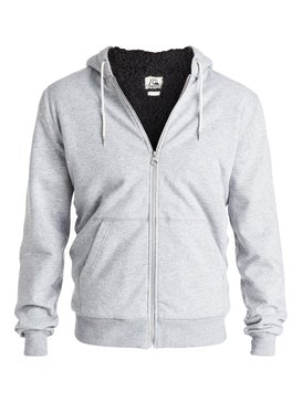 Major Heather Sherpa - Sherpa Zip-Up Sherpa Hoodie  EQYFT03368