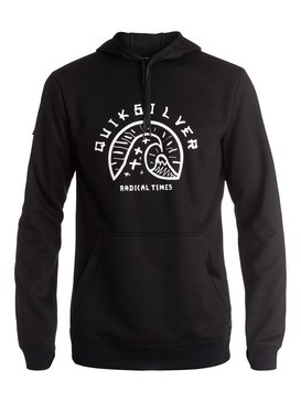 TRAIL PULLOVER FLEECE Black EQYFT03395