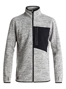 Raven - Zip-Up Technical Fleece  EQYFT03622