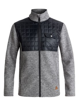 Into The Wild Hybrid - Zip-Up Technical Fleece  EQYFT03631