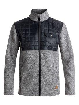 Into The Wild Hybrid - Zip-Up Technical Fleece  EQYFT03631