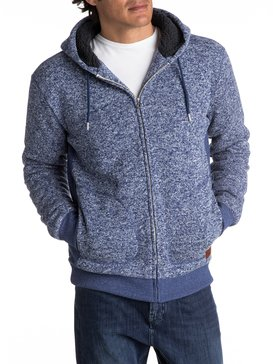 Keller Sherpa - Zip-Up Polar Fleece Hoodie  EQYFT03662