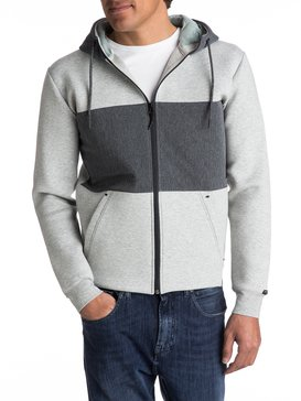 Highland Gaze - Water-Repellent Technical Zip-Up Hoodie  EQYFT03670
