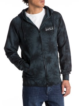 Green Out - Zip-Up Hoodie  EQYFT03681