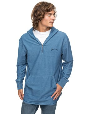 Desska - Hooded 1/2 Zip Sweatshirt  EQYFT03744