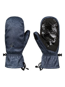 Quiksilver X Julien David - 3-in-1 Snow Mittens  EQYHN03067