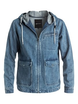 Surf Modern Originals - Hooded Denim Jacket  EQYJK03307