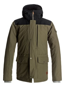 Canyon - Waterproof Hooded Jacket  EQYJK03334