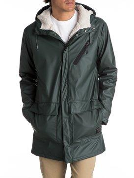 Mole Creek - Water-Repellent Longline Raincoat  EQYJK03350