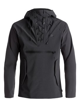 Mokoreta - Water-Repellent Technical Pullover Jacket  EQYJK03357