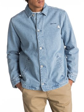 Newport Night - Denim Coach Jacket  EQYJK03360