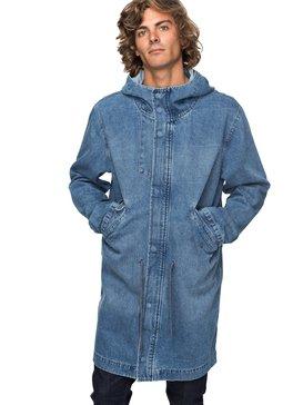 Brick - Mid-Length Denim Jacket  EQYJK03396