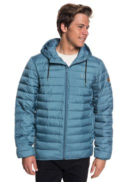 Scaly - Water Resistant Puffer Jacket  EQYJK03418