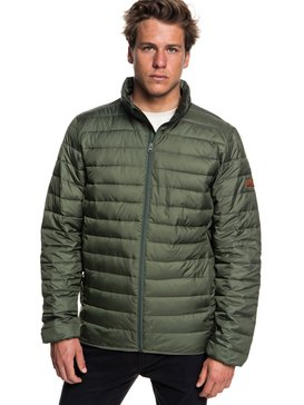 Scaly - Water Resistant Puffer Jacket  EQYJK03419