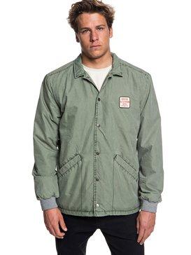Kaimon - Sherpa Lined Coaches Jacket  EQYJK03439