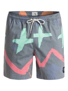 "Warpaints 17"" - Swim Shorts  EQYJV03022"