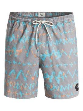 "Warpaints 17"" - Swim Shorts  EQYJV03022"
