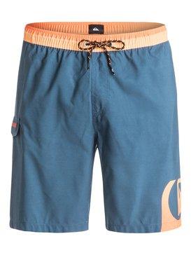 "Side Swipe 19"" - Swim Shorts  EQYJV03056"