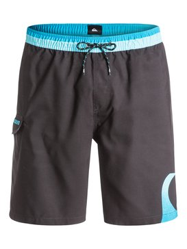 "Side Swipe 19"" - Swim Shorts  EQYJV03056"