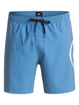 "Sideways 17"" - Swim Shorts  EQYJV03060"