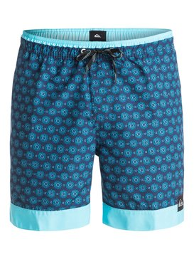 """Plumes 17"""" - Swim Shorts  EQYJV03064"""