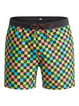 """Mini Check 15"""" - Swim Shorts  EQYJV03071"""