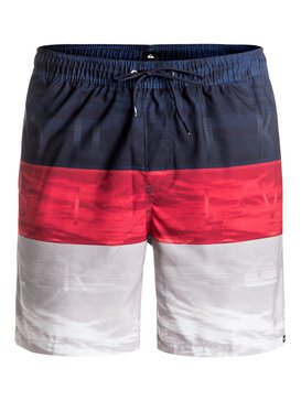 "Word Waves 17"" - Swim Shorts  EQYJV03203"