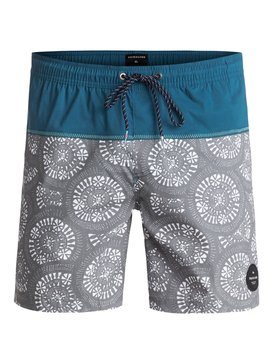 "Variable 17"" - Swim Shorts  EQYJV03266"