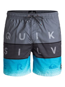 "Word Block 17"" - Swim Shorts  EQYJV03300"