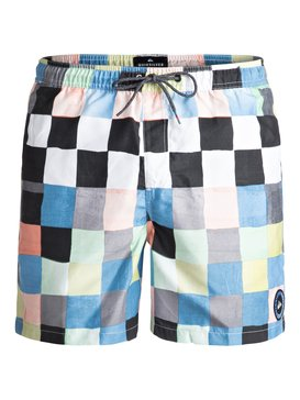 "Resin Check 15"" - Beach Shorts  EQYJV03313"