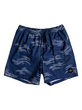"Variable 17"" - Swim Shorts  EQYJV03358"