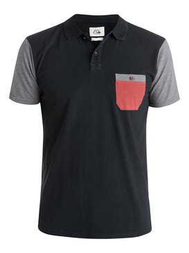 BAY SIC POLO Black EQYKT03259