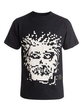 Julien David X Quiksilver Wild Head - T-Shirt  EQYKT03341
