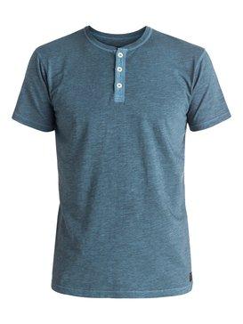 Runaround - Short Sleeve Henley  EQYKT03411