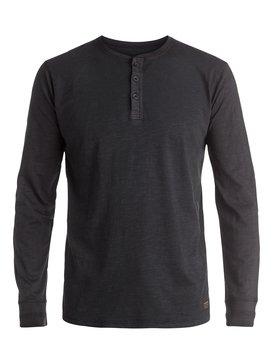 Runaround - Long Sleeve Henley T-Shirt  EQYKT03412