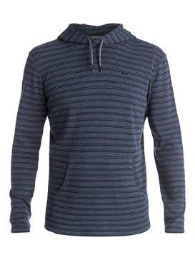Ocean Surface - Long Sleeve Hooded T-Shirt  EQYKT03462